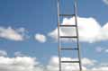 ladder against heaven